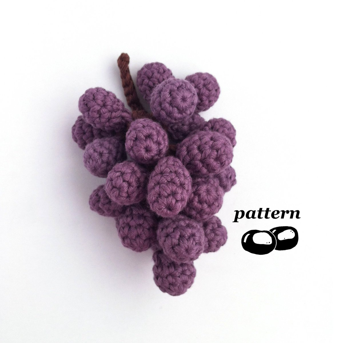 These are an absolute must for any crocheted fruit bowl arrangement. Also great on bunting!  http://etsy.me/1AmDkeU
