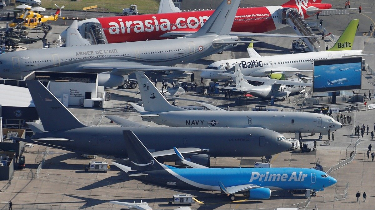 After Boeing shock, Airbus fights back https://reut.rs/2XkUfT9