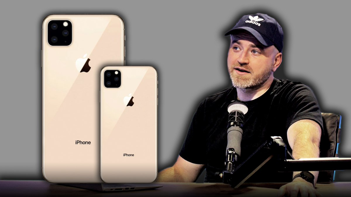 The New iPhone Will Be Gigantic... https://youtu.be/89dOi2uMVpU