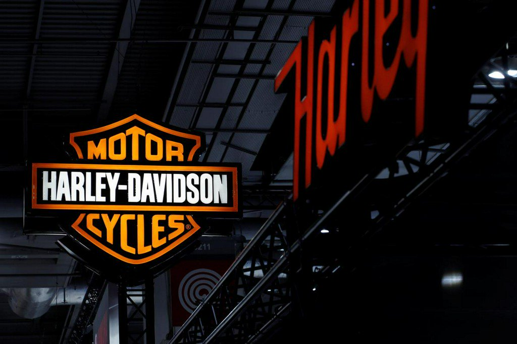 Harley-Davidson strikes deal to make smaller bikes in China https://reut.rs/2N7dsDU