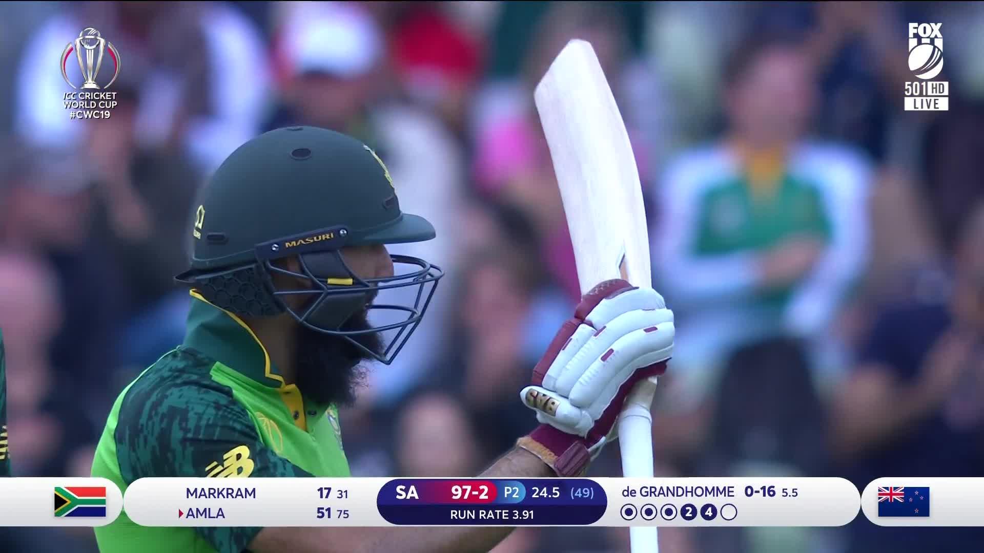 Fox Cricket / Twitter