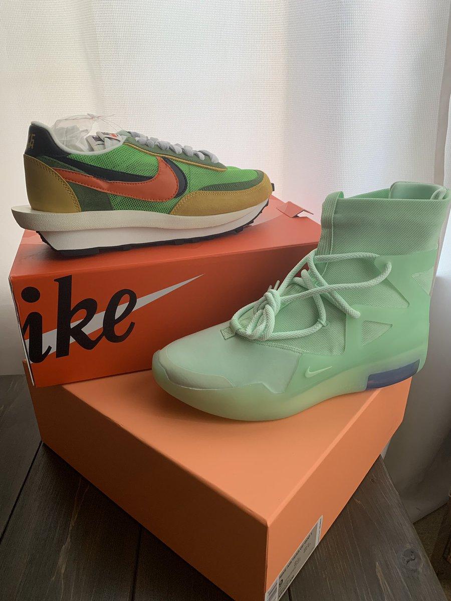 #nsbflex2019h1 @NikeShoeBot had a lucky week 🔥