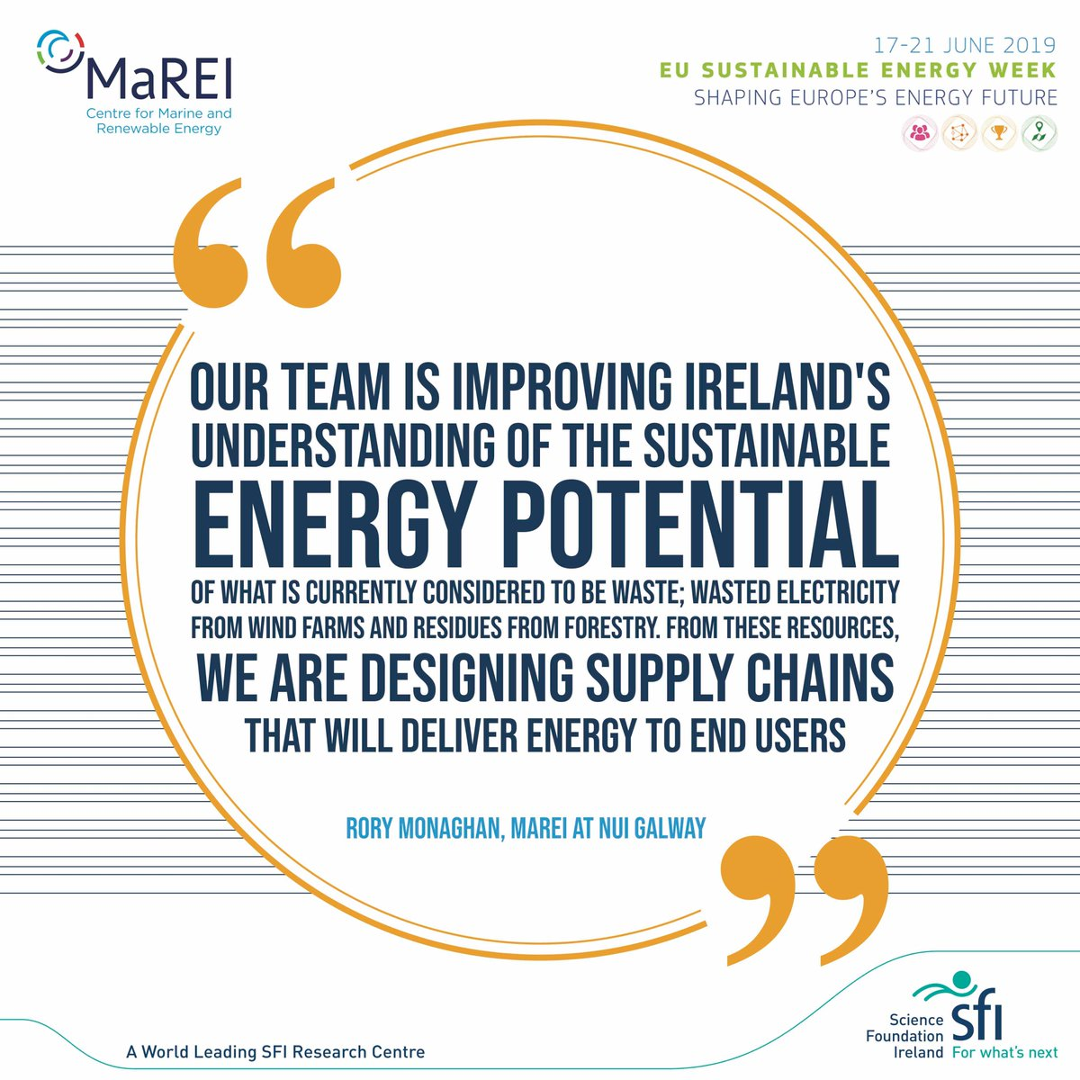 test Twitter Media - To celebrate EU Sustainable Energy Week @IrishEnergyGuy from #MaREI @nuigalway tells us how our research in energy is shaping Ireland's energy future#EUSEW19 #ENERGYDAYS https://t.co/WodWqgHS3I