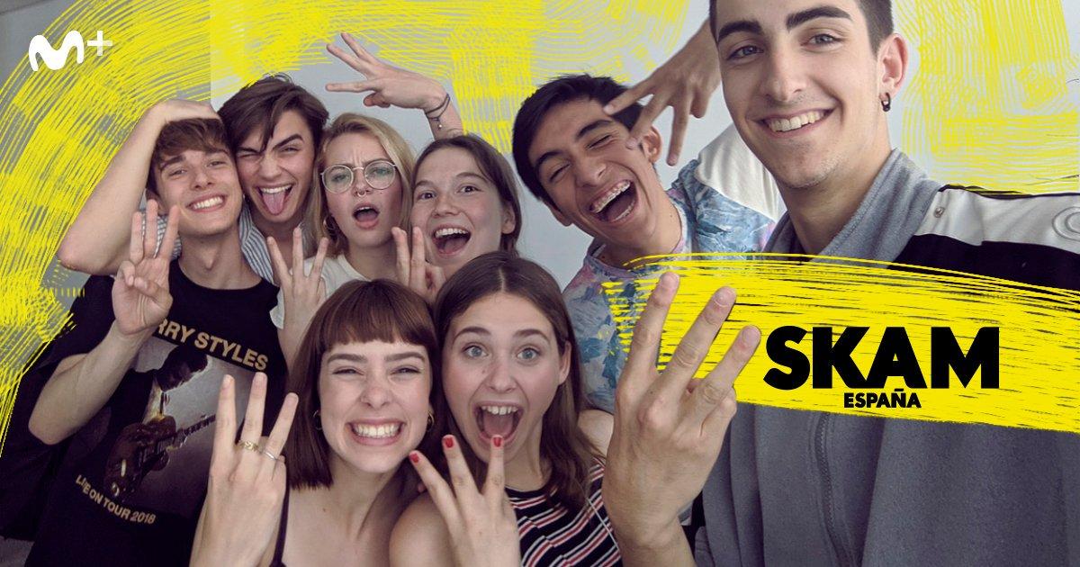 """Képtalálat a következőre: """"skam españa season 2"""""""