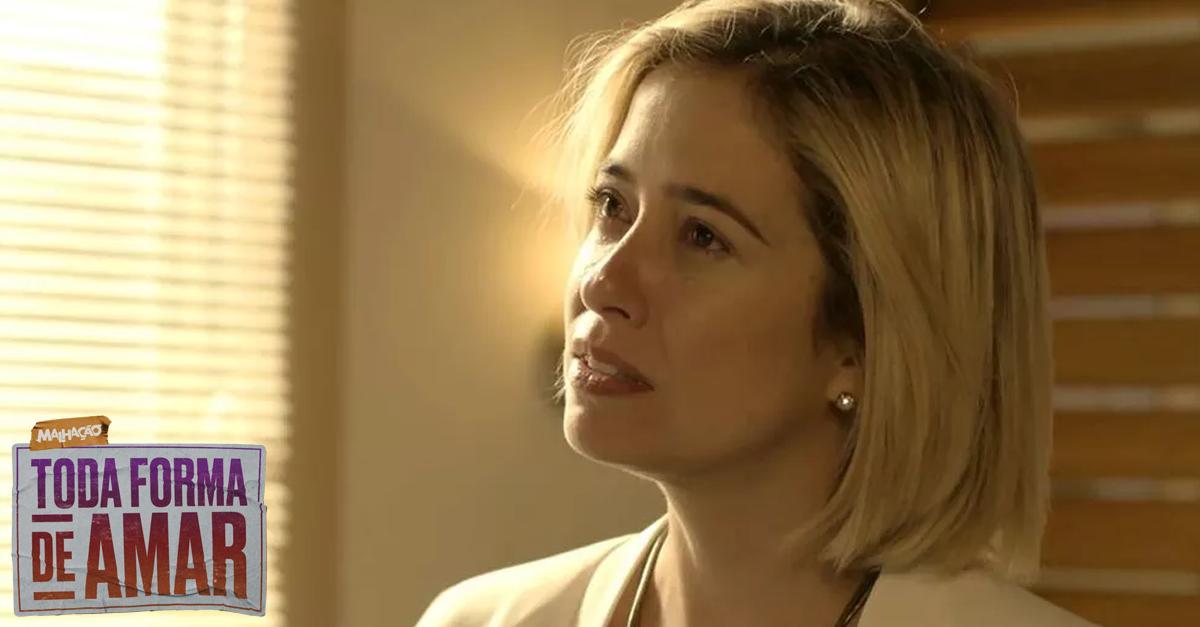 Lígia pensa em proibir Rita de se aproximar de Nina https://glo.bo/2IOMwne 😓#TodaFormaDeAmar #Malhação
