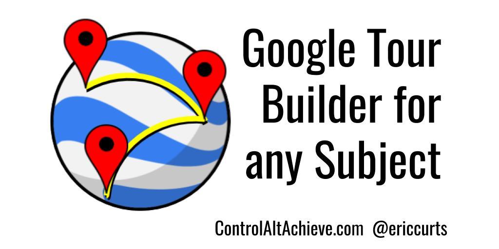 Google Tour Builder for any Subject http://www.controlaltachieve.com/2017/10/tour-builder.html… #GSuiteEDU #edtech