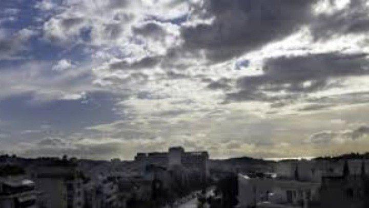 Meteo Αστεροσκοπείου: Θα συνεχιστεί και αύριο το «σερί» των καταιγίδων και χαλαζοπτώσεων, ιδίως στη Β. Ελλάδα - is.gd/V836K6