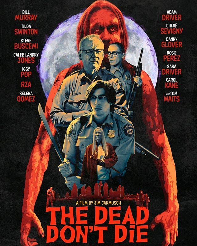 This is an arthouse horror comedy - you are either going get it and go along for the ride or hate it - there in no middle ground here - I loved it and Jarmusch's sense of humor is refreshing - I highly recommend checking it out #OoH #TheDeadDontDie #2019… http://bit.ly/2XXWw3L