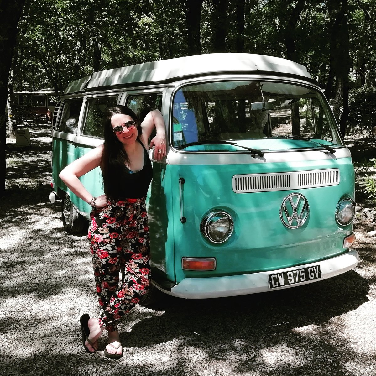 Such a great holiday exploring the South of France in this little number. 😍
