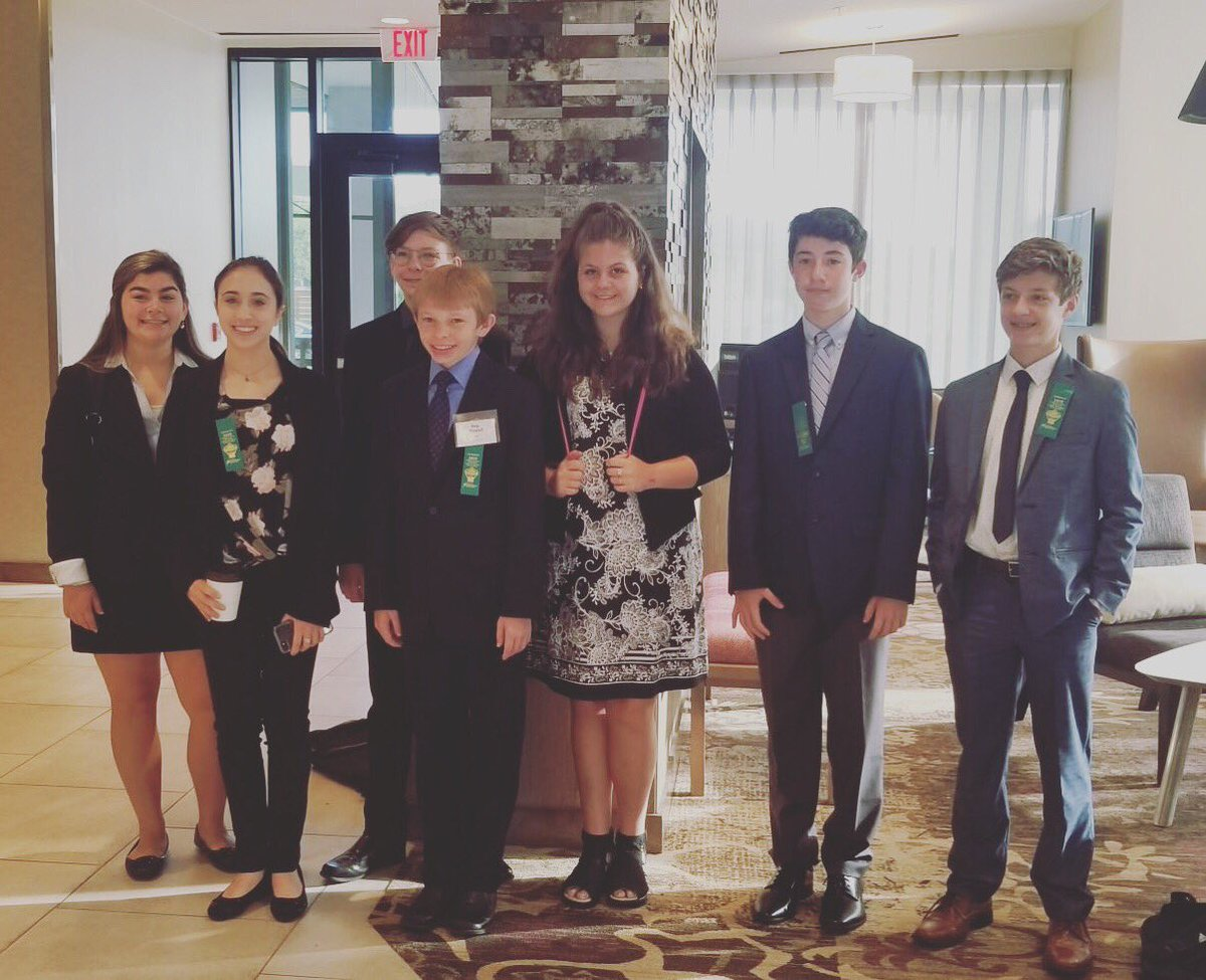 More of our Eagles at the National Speech and Debate Tournament! A huge good luck and congratulations to our Middle School competitors in Dallas, Texas this week. Your Kennedy Family is cheering for you! #BluePride #Nationals<br>http://pic.twitter.com/25xP0aUSnL