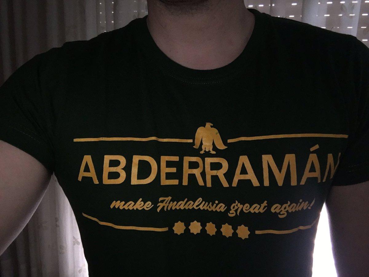 Hoy me apetecía ponerme esta camiseta, porque será? 🤷🏻♂️