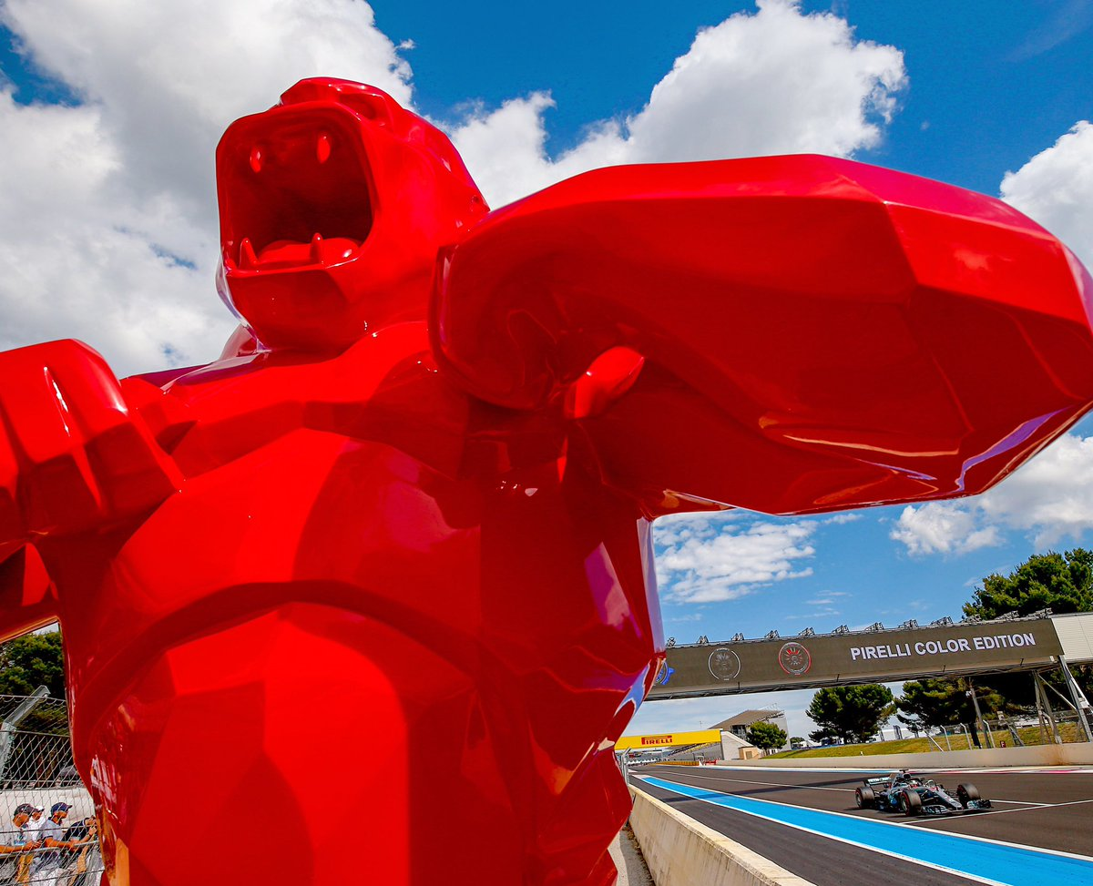We can't wait for the roar of @F1 engines resonating around @PaulRicardTrack! 🙌 Where will you be watching from this weekend? 🌍  #FrenchGP