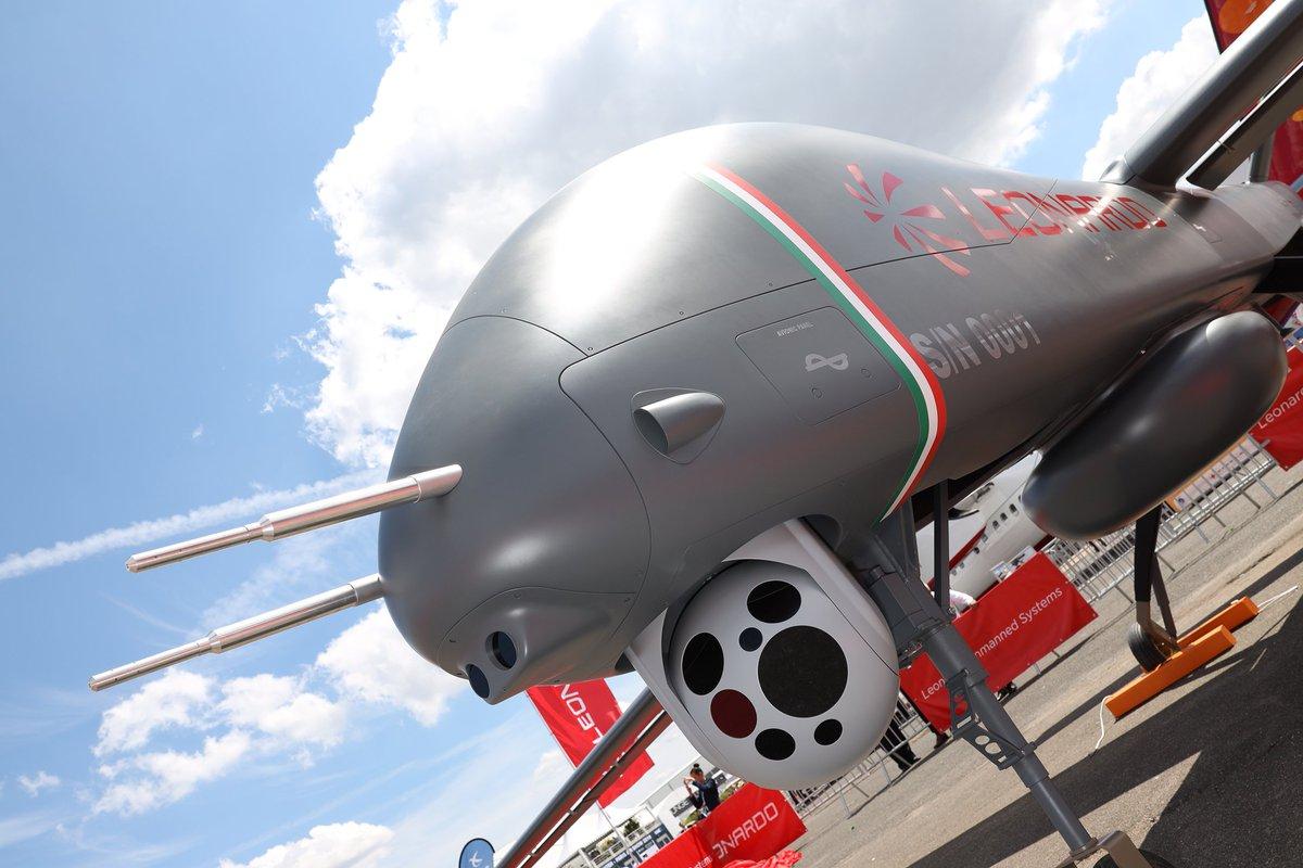 UAV ايطالي جديد , الرائعة  Falco Xplorer D9bdDCxWkAA0bin