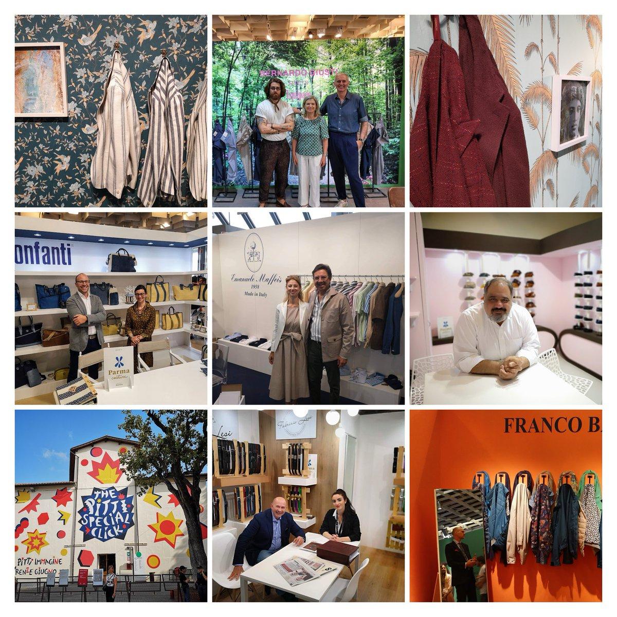 Parma Couture a Pitti Uomo 96