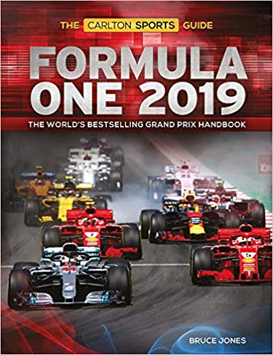 Get prepared for the season ahead with the #F1 2019 Guide! Pick your copy up now at https://amzn.to/2RxFFVB