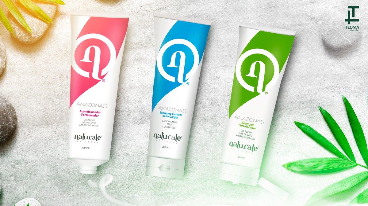 ¿Cuál de estos tres productos #Naturale es el que usas todos los días al bañarte? 😉