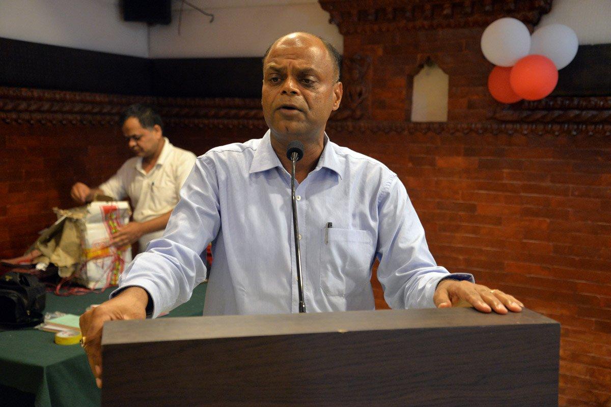 नेपाली बजारको माग अनुसार तालिन दिन आवस्य छ ः नगर प्रमुख सरावगीhttps://bit.ly/2Y6zKah