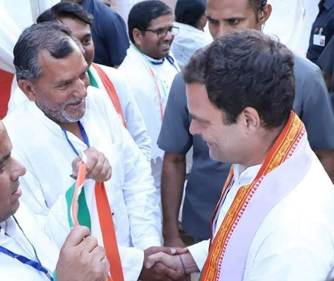 Happy Birthday to SH RAHUL GANDHI JI .