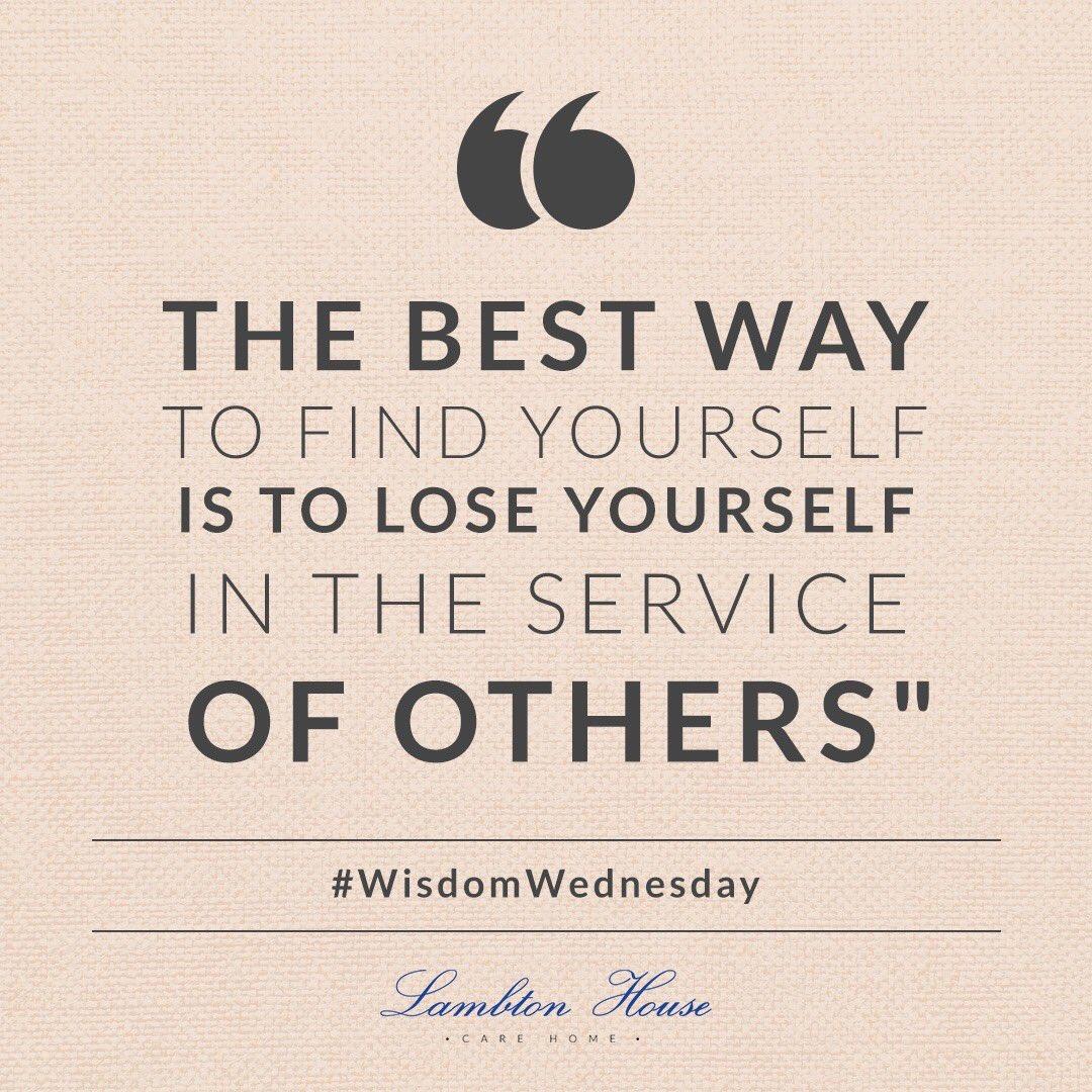 #WisdomWednesday Do you agree? 🤔