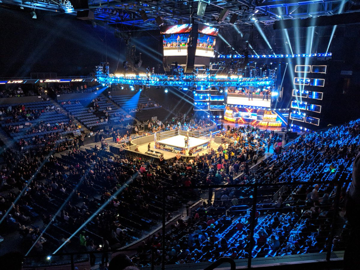 WWE SmackDown Off-Camera Notes: Attendance Notes, Dark Segments, Fans Upset With No Roman Reigns