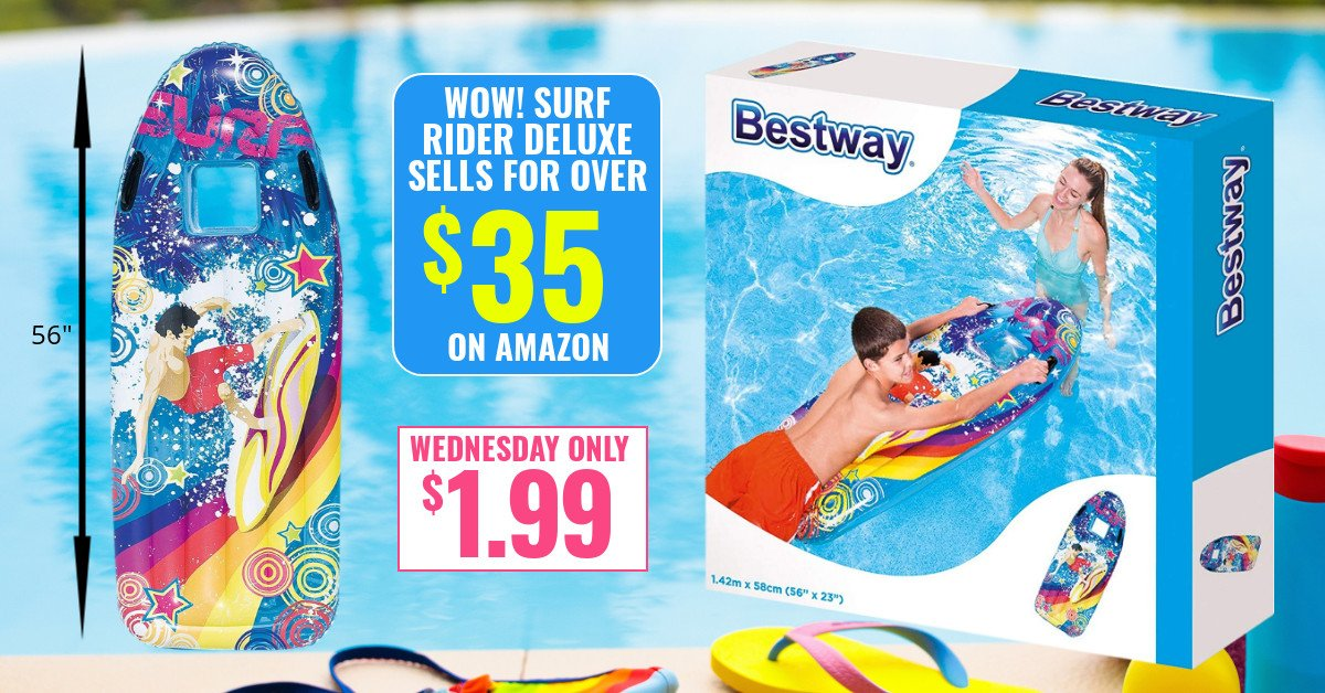 The best Island Recreational coupons in Outdoor Recreation