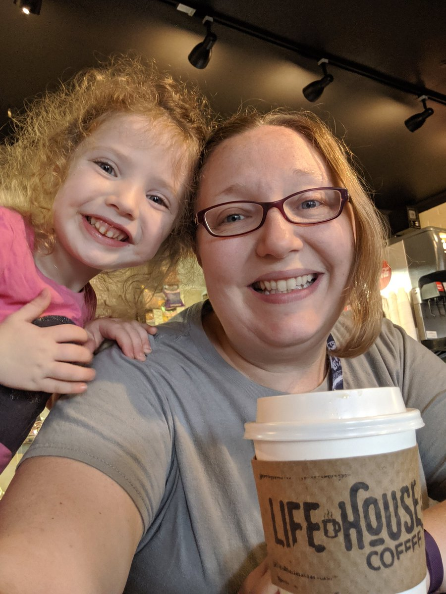 @ThePowellPrin Coffee shop selfie at my favorite local place. #PHSBingo19 #shoplocal <br>http://pic.twitter.com/hbTyWSCT59