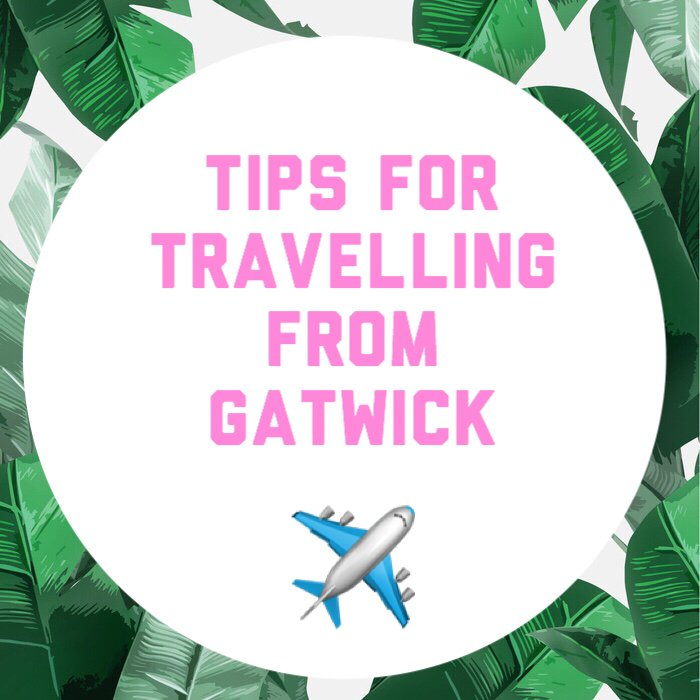 Gatwick Airport LGW