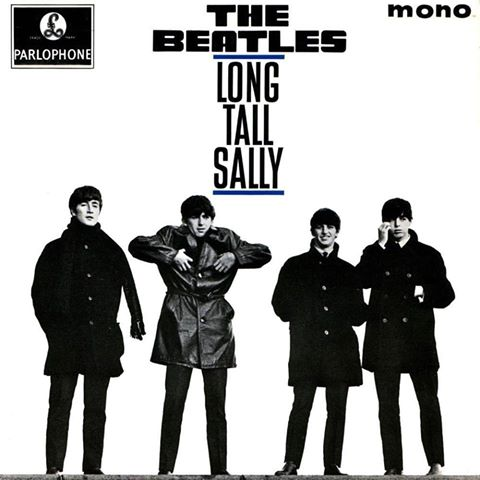 """#onthisday 19 June, 1964: """"Long Tall Sally"""" (EP) was issued in the #UK. #thebeatles #beatles #RT"""