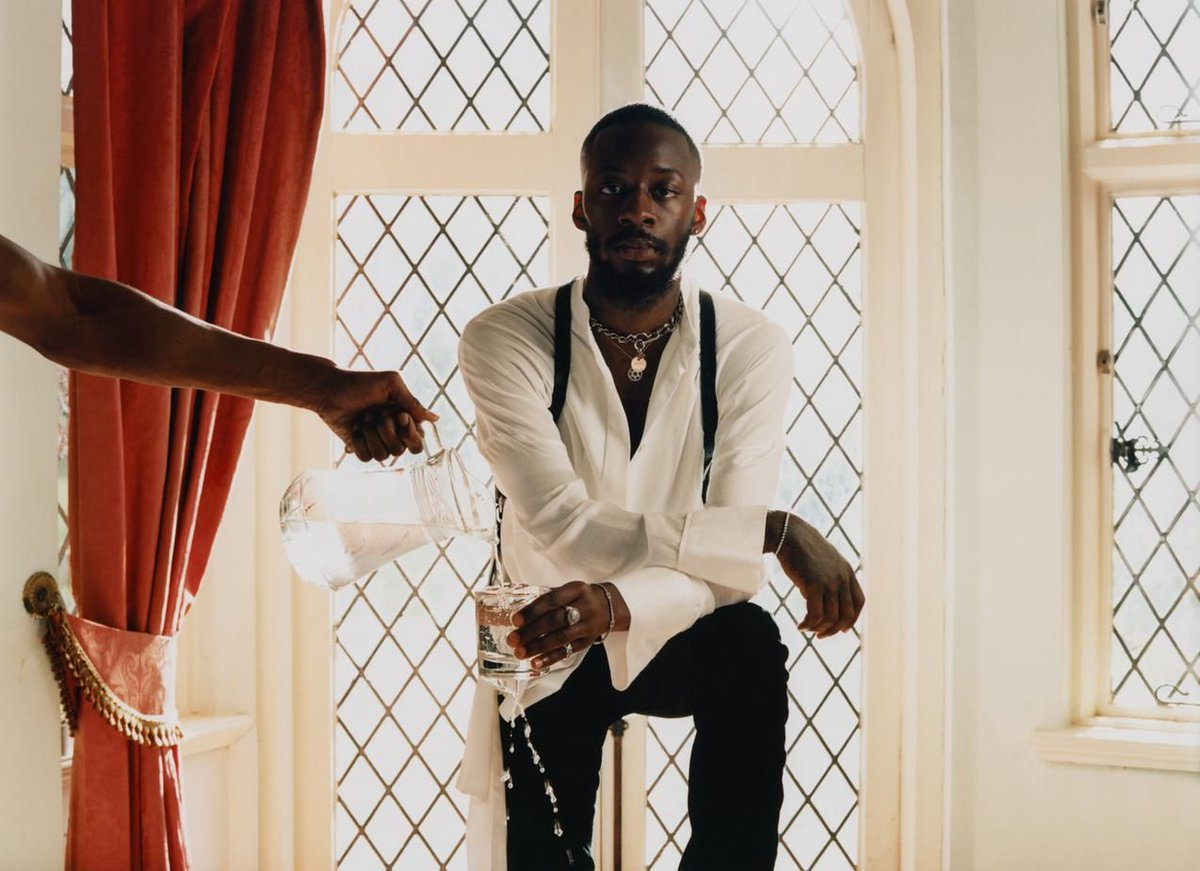 """How @GoldLink got some of the biggest artists of each continent on his new album, """"Diaspora."""" https://on.wsj.com/2Y4I2iU"""