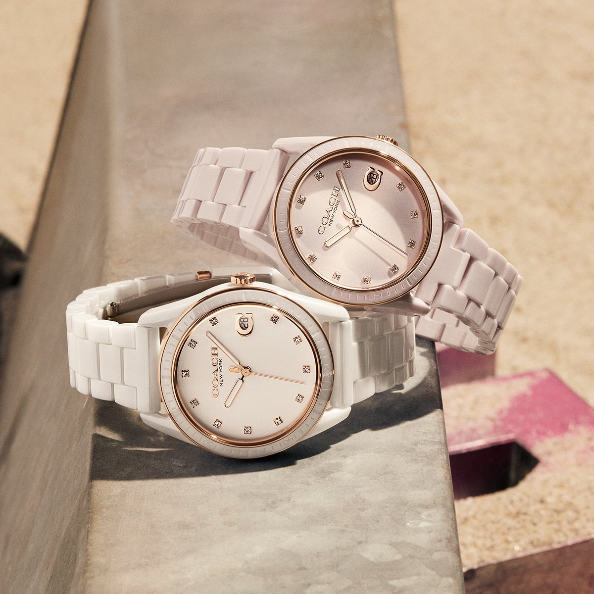 Celebrate #NationalWatchDay with a new piece from our collection.  http://on.coach.com/WomenWatches