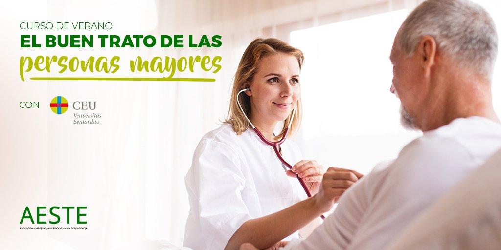 test Twitter Media - ⏰¡Inscríbete al curso GRATUITO #BuenTratoMayores!  Dirigido por María García-Carrillo Ara, Directora Universitas Senioribus CEU, @JCuberoHerr, Secretario General de AESTE y coordinado por Gema Pérez Rojo, Directora Grado Psicología Universidad @USPCEU.  👉https://t.co/m5P4Q8TmYq https://t.co/vFjPNWVIDF