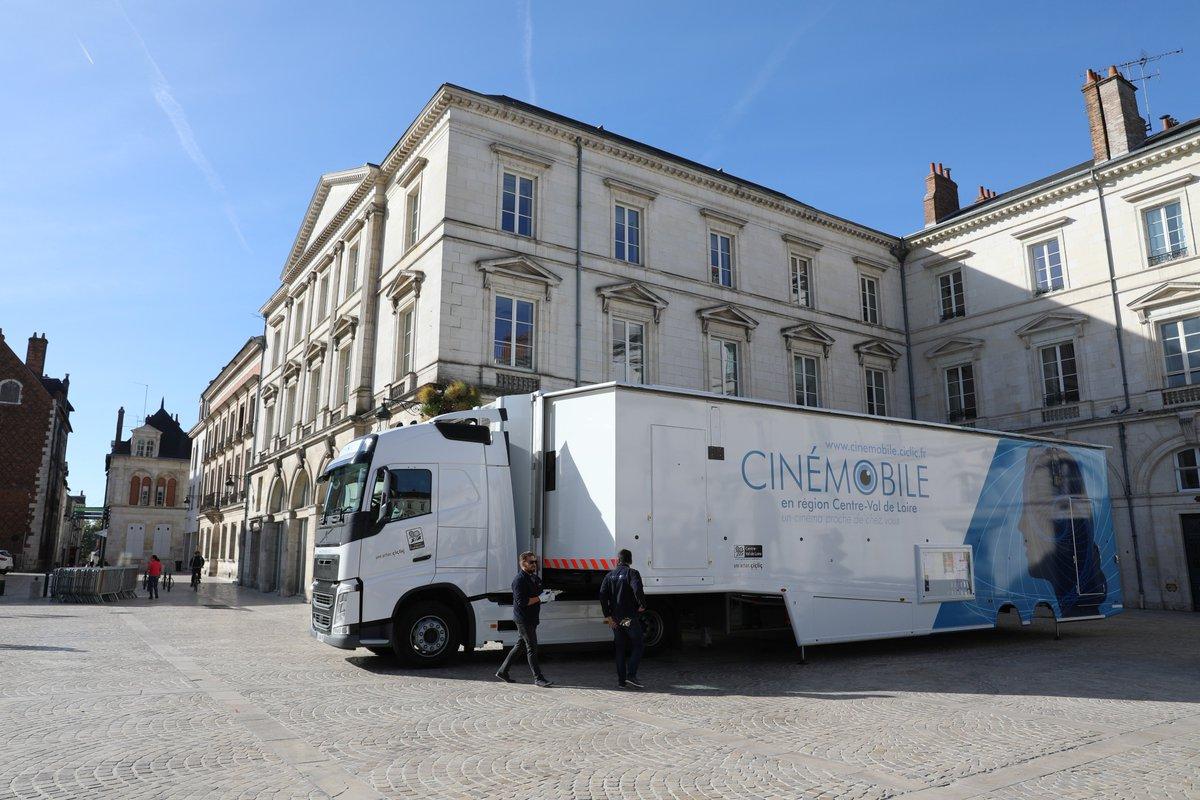 Découvrez le programme mensuel du Cinémobile 🎬🚛 Du 19 juin au 12 juillet 2019, plusieurs films vous attendent dans ce #cinéma unique en France ! ➡ http://ow.ly/UfhP50uH8M9