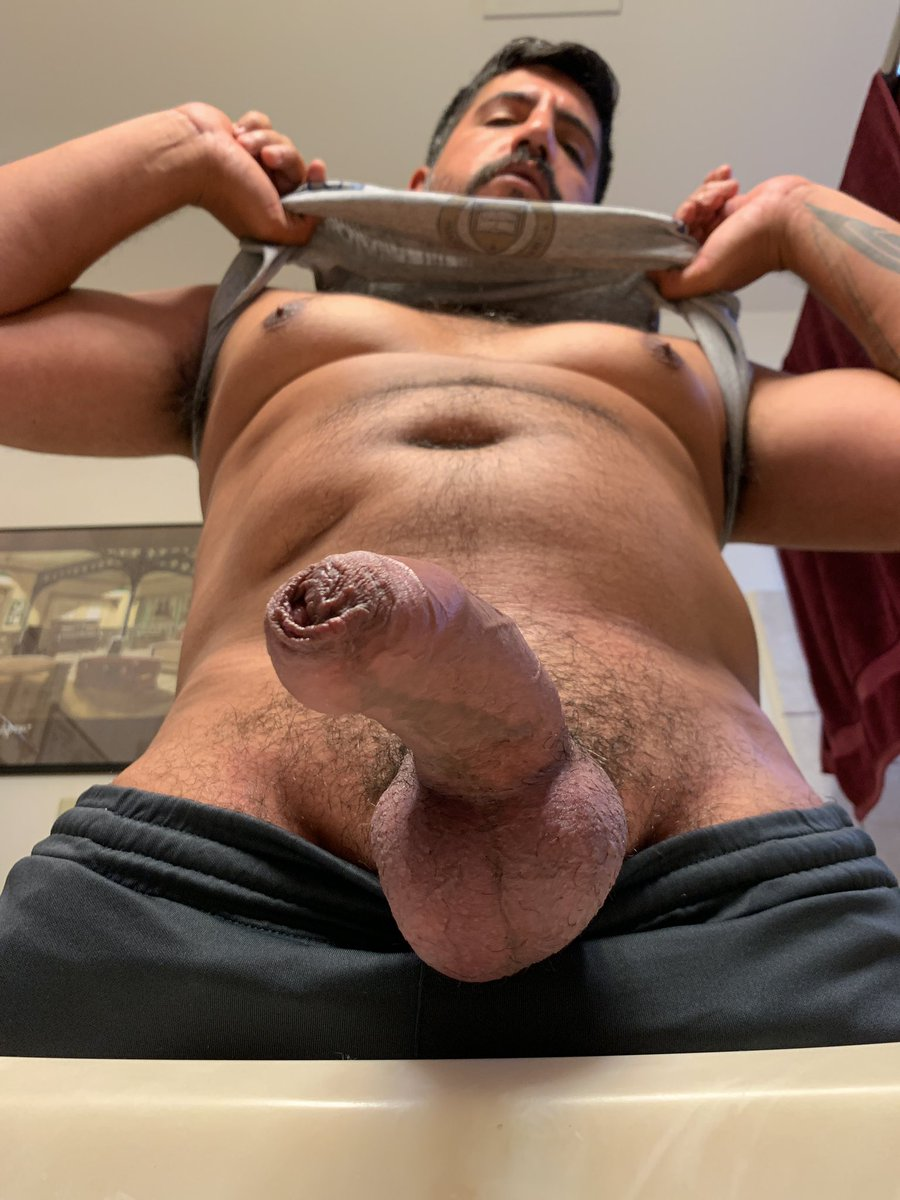 Let me breed you. https://onlyfans.com/sebastianrio  https://justfor.fans/SebastianRio   #sebastianrio #biguncutcock #bbbh #machofucker #exhibitionist #exhibicionistas #bigcock #thickdaddy #realdaddy #cockrings #bighairyass #culogrande #bighairylegs #hairyass #machomexicano #veinycock #MachoCock