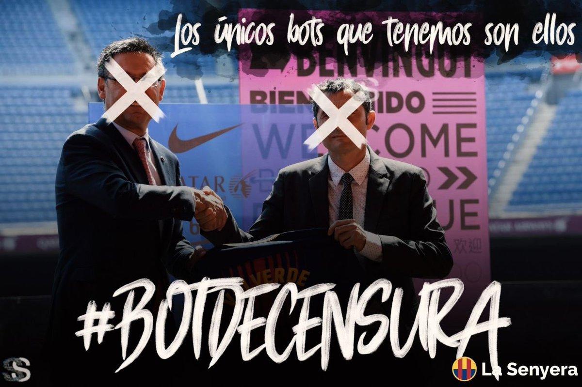 Pues muy bien pero #BotdeCensura