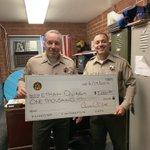 Image for the Tweet beginning: HAPPENING NOW!! Sheriff Villanueva visiting #CenturyStation