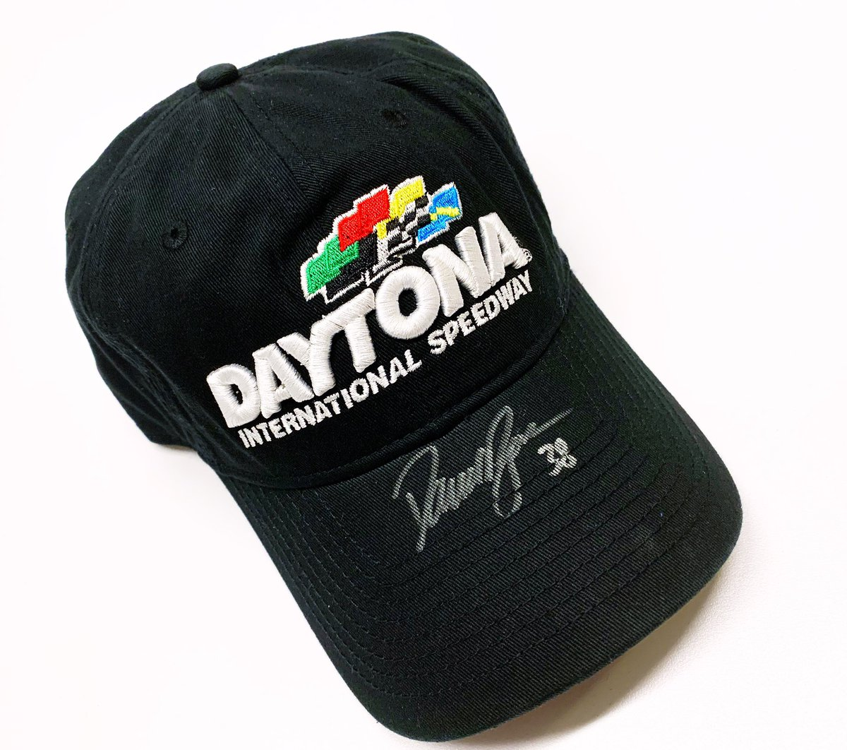 We had a great day out fishing on Lake Lloyd! RETWEET for your chance to win this DAYTONA hat signed by @DavidRagan!  We'll pick a random winner on Monday!