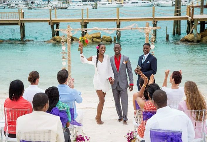 #TravelAgent Why you should tie the knot in the picturesque @WarwickBahamas: https://buff.ly/31MtBCn #DestinationWedding #Bahamas