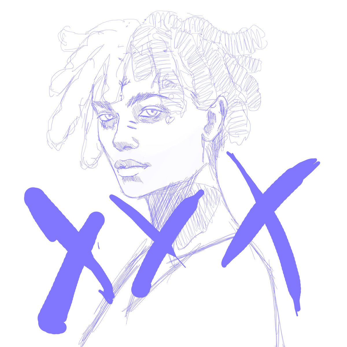 there's hope for the rest of us  . . . . . #ART #mystery #Manga #drawing #dessin #RIPXXXTentacion #XXTENTACION #digital #painting  #digitalpainting #artists #ilustration #fashion #comic #sketch #sketching # #expression #classic #symbol #  #dessinmanga #xxxtentacionpic.twitter.com/hNSTJjmOaX