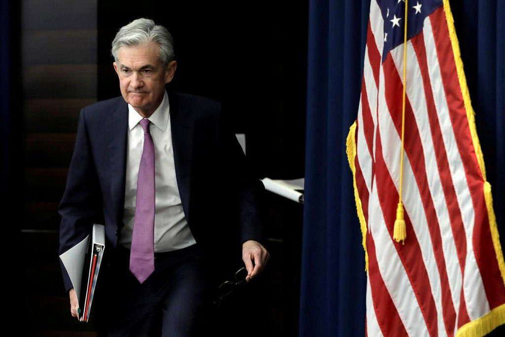 Fed signals interest rate cuts possible later this year http://uk.reuters.com/article/uk-usa-fed-idUKKCN1TK0DC?utm_campaign=trueAnthem%3A+Trending+Content&utm_content=5d0a9c97e84fc20001cf0420&utm_medium=trueAnthem&utm_source=twitter …