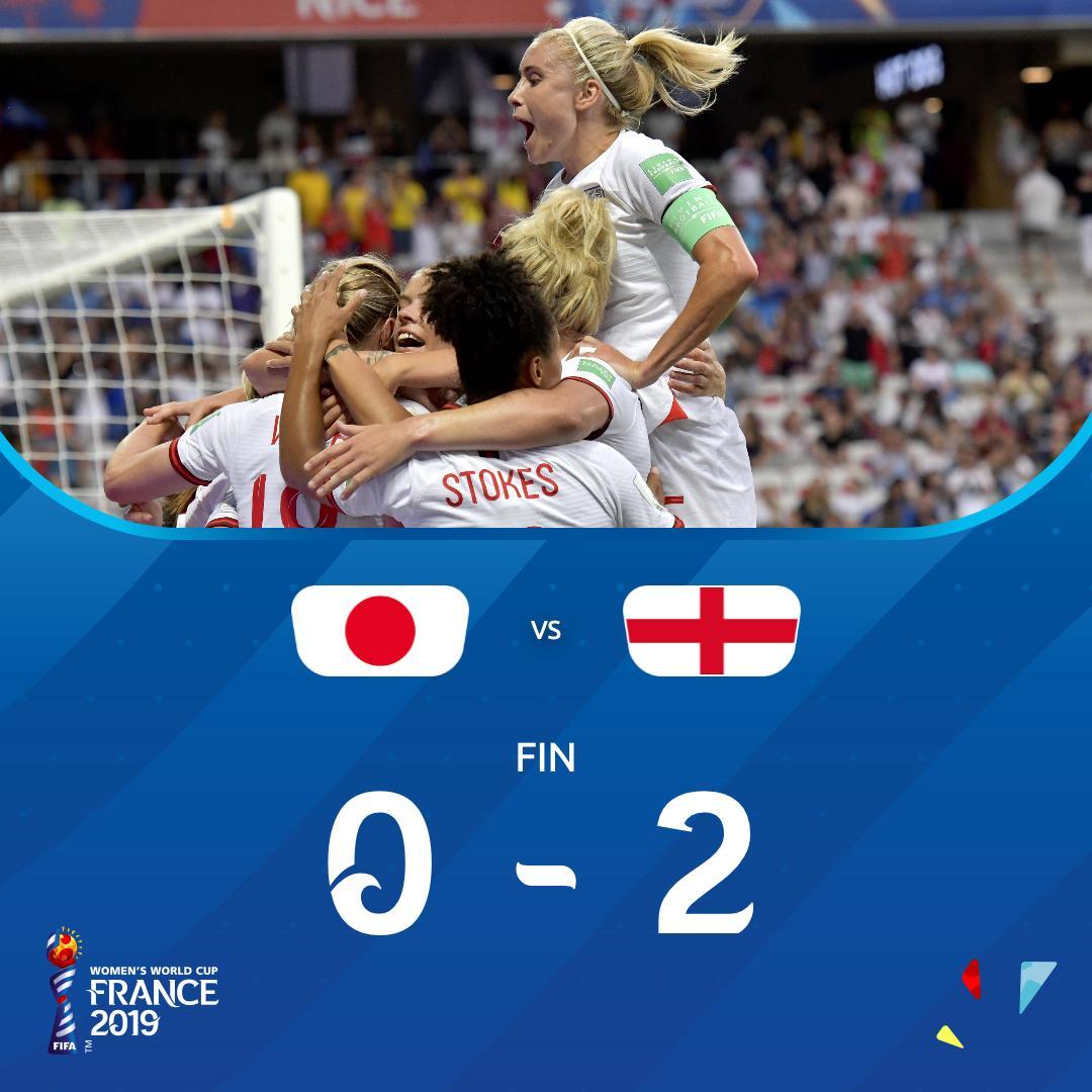 Mondial-2019 : l'Angleterre prend sa revanche sur le Japon, l'Écosse éliminée par l'Argentine