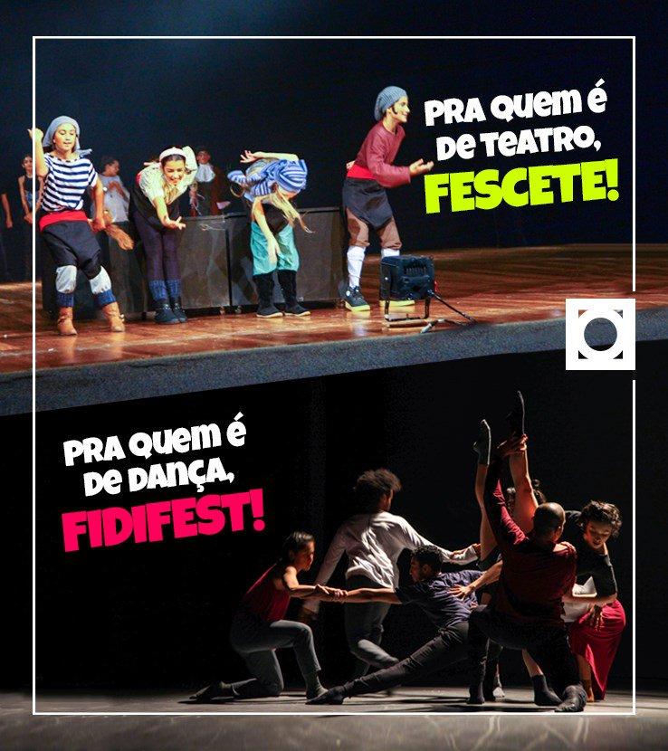 #Cultura 🎭 #Fescete 💃🕺 #Fidifest  Não importa a sua preferência - só não deixe de aproveitar as opções que #Santos oferece no 'feriadão'! Uma Cidade que promove #Arte também olha pro futuro!: https://bit.ly/2Xo8mXU (#teatro #dança)