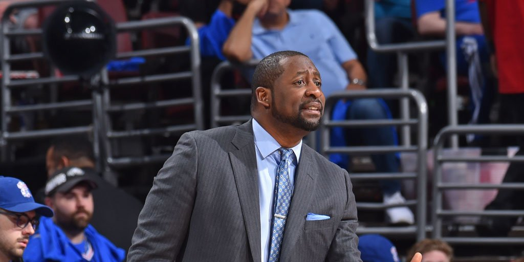 The @Raptors resolve and patience during their @NBA Championship run is no surprise! In fact, it's what personifies Assistant Coach Adrian Griffin.   Click here to read more: http://ow.ly/q6p450uIcvm