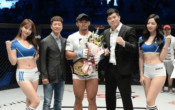 ROAD FC 54 Results, Highlights: Yang Hae-Jun Wins Title - https://www.themix.net/2019/06/road-fc-54-results-highlights-yang-hae-jun-wins-title/… #RoadFc #RoadFc54Results