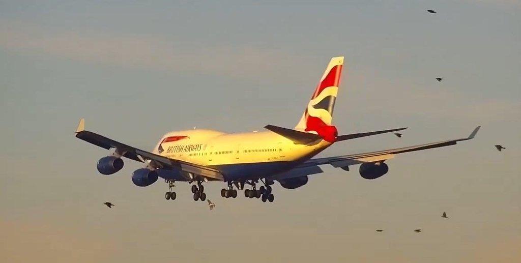 Webcam Heathrow