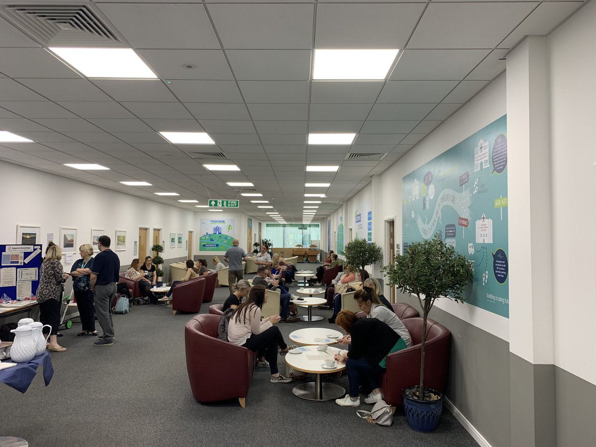 Starting to arrive for the Open Evening for prospective Trainee Nursing Associates #TNA  #nhct <br>http://pic.twitter.com/QGZvACPrW8
