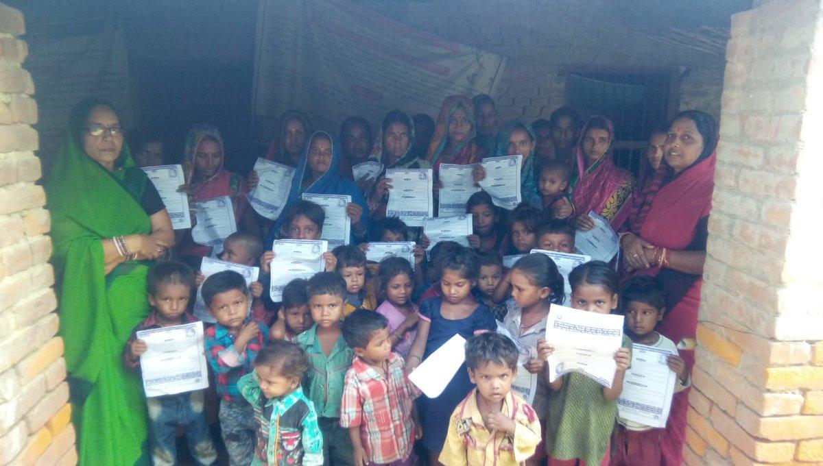 Bihar: In Muzaffarpur, a massive awareness drive has been launched across 16 blocks creating awareness on the measures to be taken to prevent #Encephalitis. #AIRPics: KK Kaushik