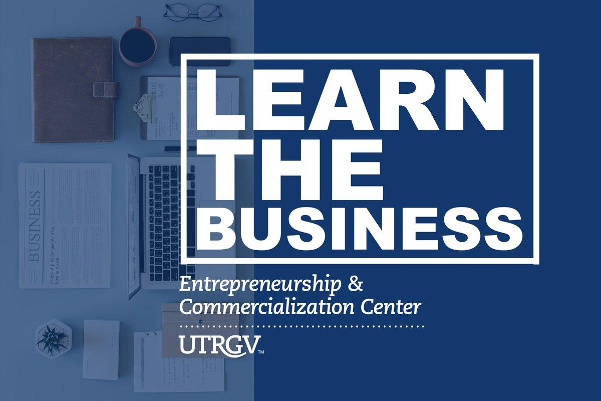 Our #mission is to assist entities and #entrepreneurs to develop and expand their venture through #education 💯  For more information visit: http://utrgv.edu/ecc   A center of @utrgv_gcr  #Entrepreneur #Entrepreneurship #Business #SmallBiz