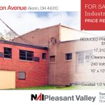 Image for the Tweet beginning: PRICE REDUCTION on industrial property