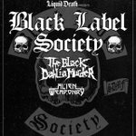 Image for the Tweet beginning: Black Label Society, The Black