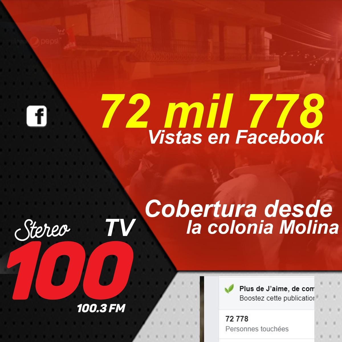 Stereo100Noticias on Twitter: